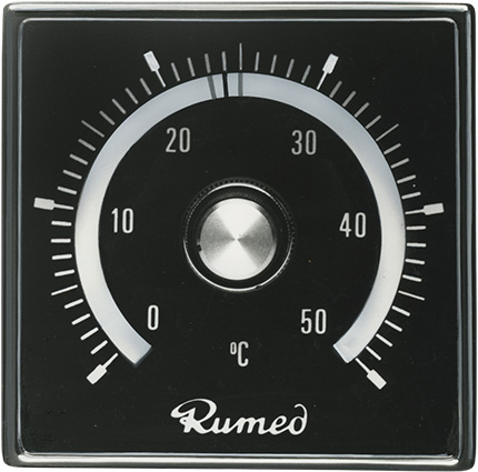 RUMED Fernkontakt Thermometer