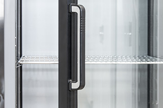 Premium-Line Heated glass panel door