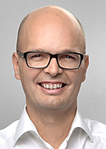RUMED Sales Representative Andreas Schmidt