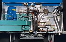 EX Kaeltemaschine offener Kompressor