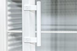 Eco Linie Geraetetuer aus Glas