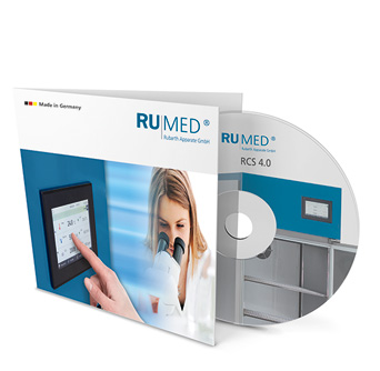 RUMED Communicative is standard Software interface